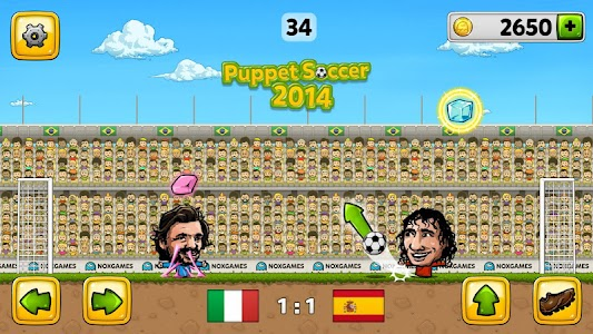 Puppet Soccer 2014 - Football v1.0.69