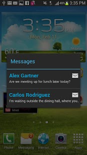 Sweep Texting Free- screenshot thumbnail