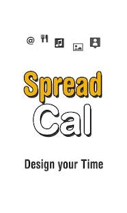 SpreadCal - Calendar