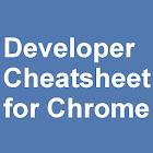 Chrome Developer Cheatsheet icon