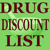 $3/$4 Discount List 4 Pharmacy