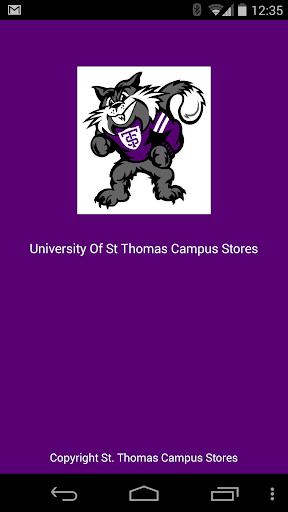 U Of St Thomas Campus Stores