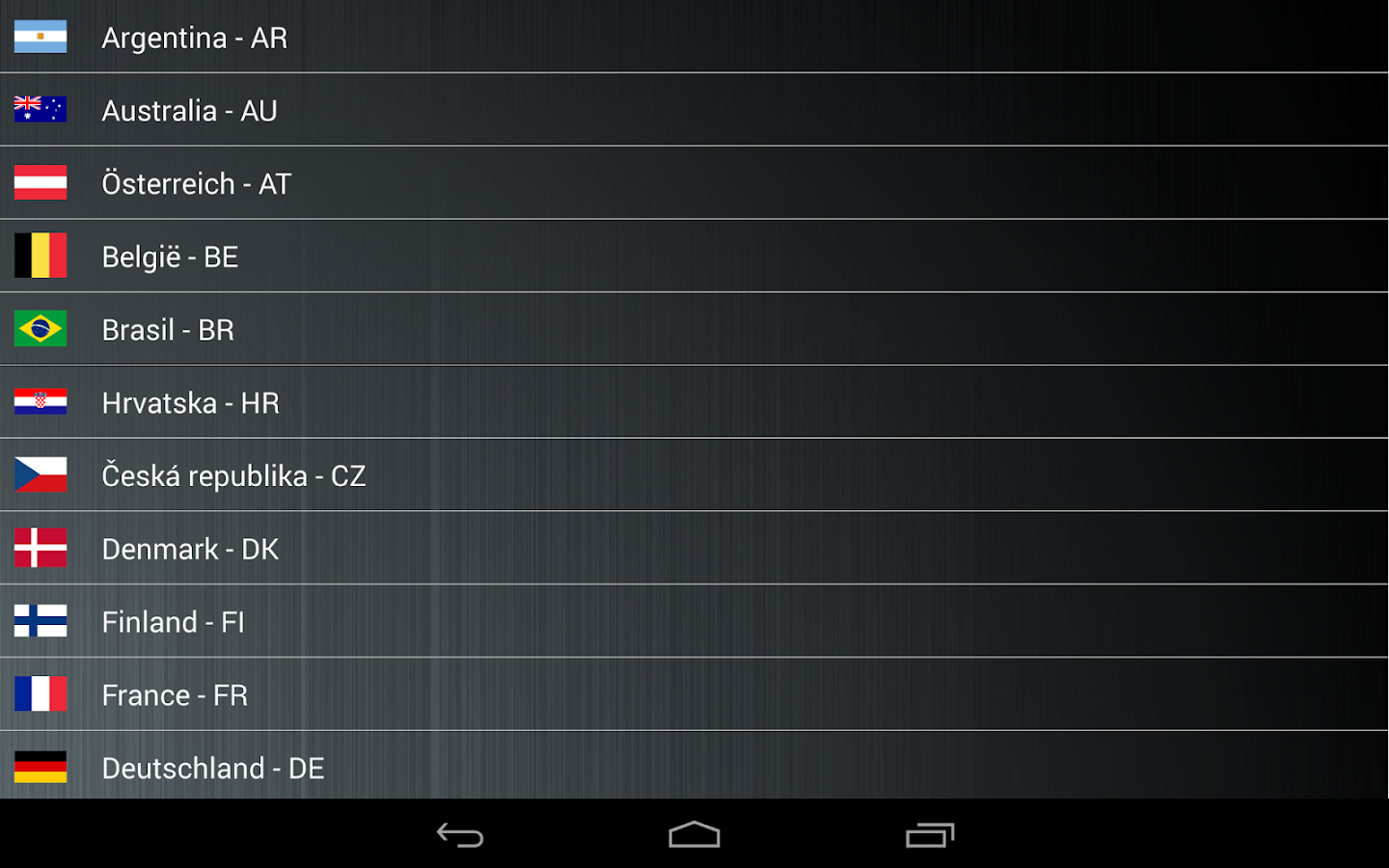 Air DTV WiFi- screenshot