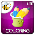 Animals Color Book Lite logo