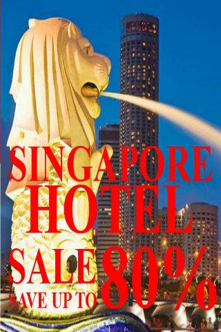 Singapore Hotel Discount 80