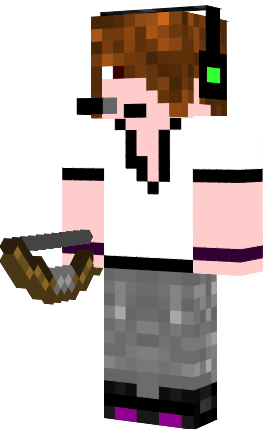 deadlox minecraft skin - photo #3