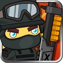 SWAT Action : Zombie Hunting icon