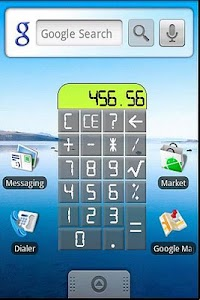 Calculator Widget screenshot 0