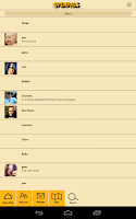 Screenshot of Openpals