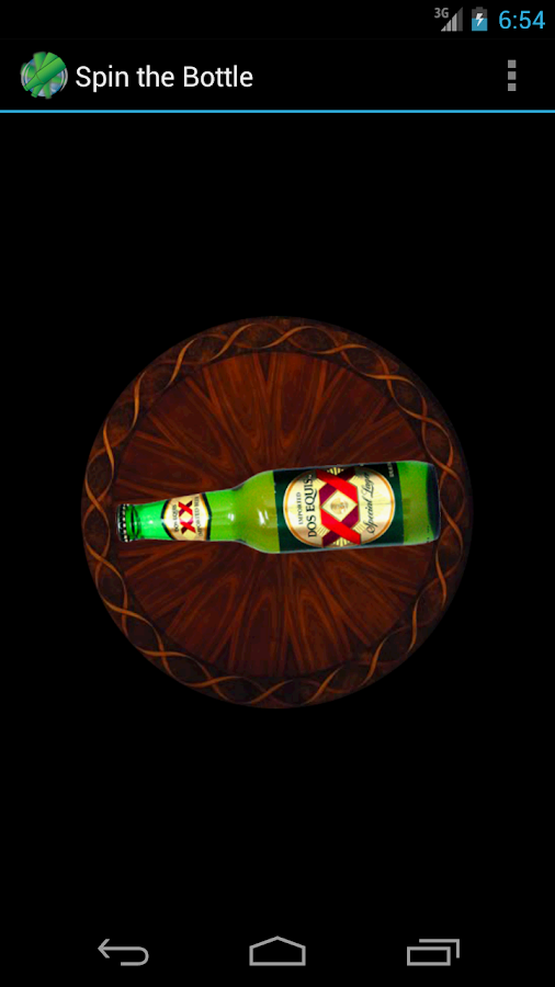 Spin the Bottle - screenshot
