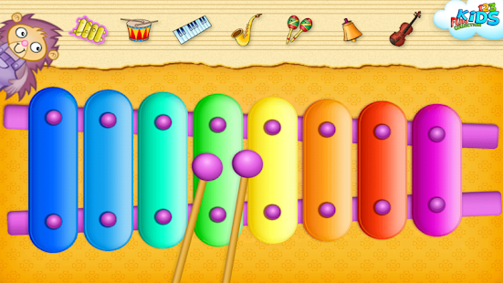 123 Kids Fun MUSIC - screenshot thumbnail