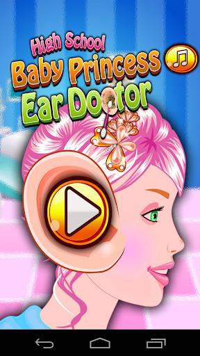 HighSchool princess Ear Doctor