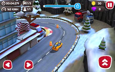 ���� ���� �������� ������� Turbo Wheels v1.0.4 Android ���������