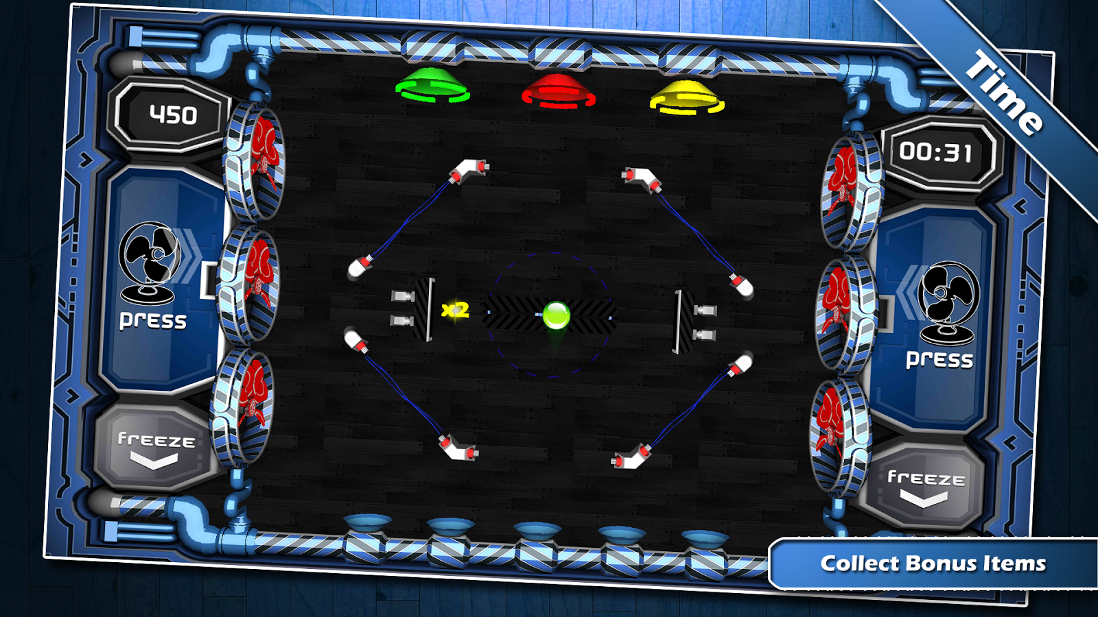 Airo Ball HD Lite - screenshot