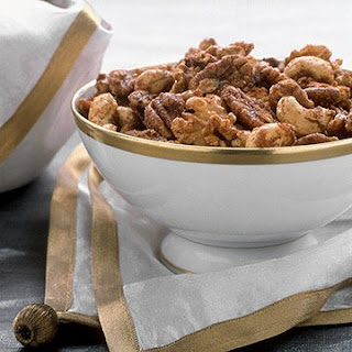 Spiced Nuts.