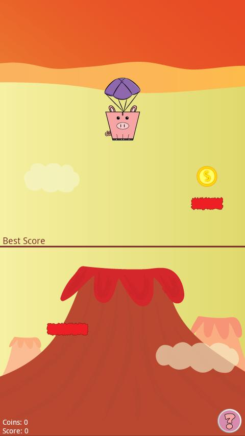 Piggy Jump - screenshot
