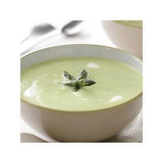 Creamed Asparagus Soup Recipe