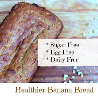 Healthy Banana Bread.