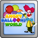 Angry Balloons World icon