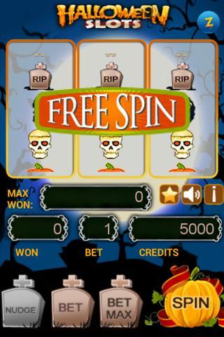 【免費紙牌App】Halloween Slots-APP點子