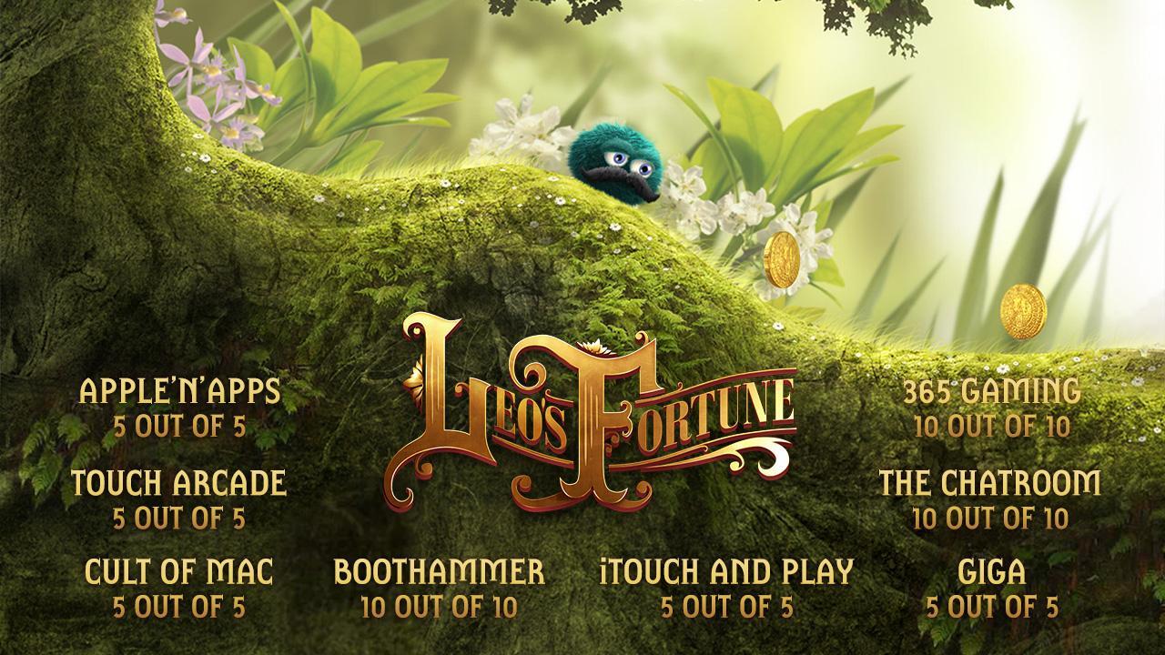 Leo's Fortune screenshot #11