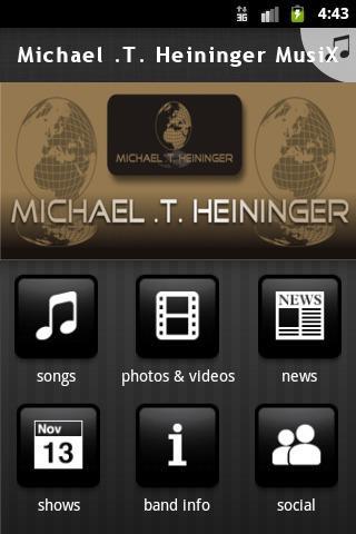Michael .T. Heininger MusiX - screenshot