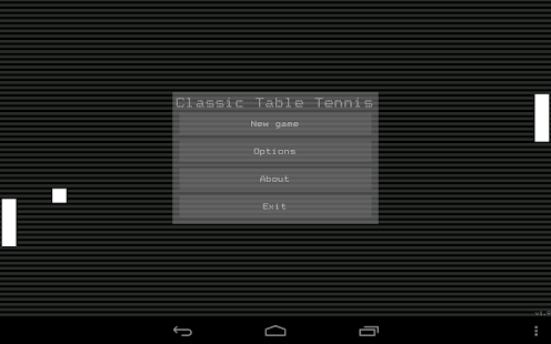 Classic Table Tennis- screenshot thumbnail