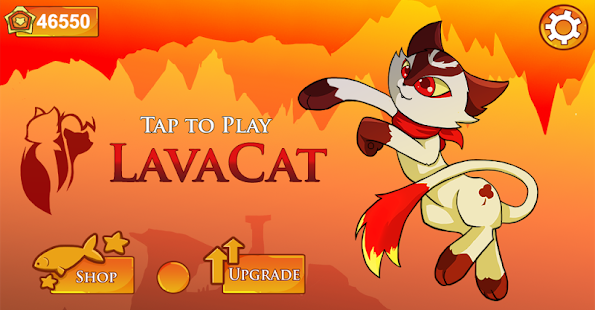 LavaCat- screenshot thumbnail