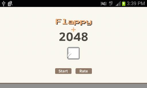 2048 + Flap - Hybrid