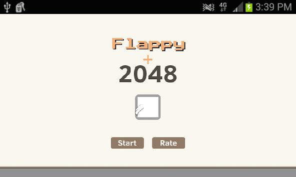 2048 + Flap - Hybrid APK Latest Version Download - Free