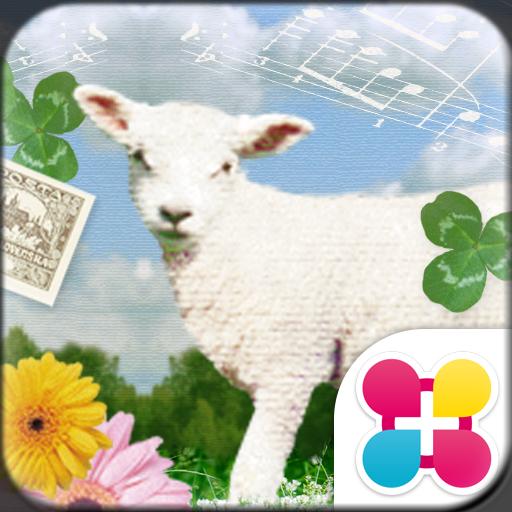 Little Lamb Wallpaper Theme Icon