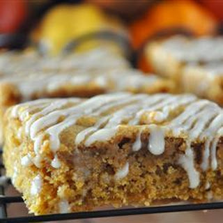 Moist Apple Bars