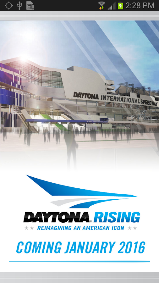 Daytona International Speedway- screenshot