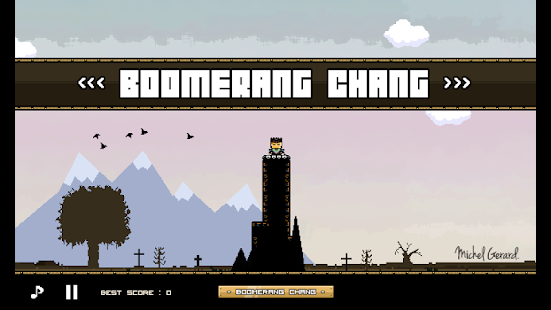 Boomerang Chang- screenshot thumbnail