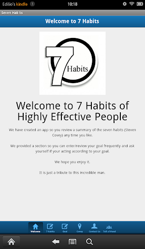 玩生產應用App|7 Habits of Highly Effective免費|APP試玩