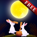 Moon and Rabbit Trial icon
