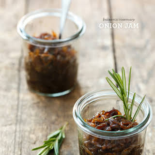 Onion Jam With Balsamic Vinegar Recipes.