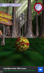 HyperBowl Forest - screenshot thumbnail