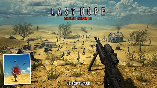 ���� Last Hope - Zombie Sniper 3D v4.85 [Mod Money] ������� ���������