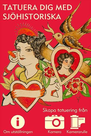 Tatuera dig med Sjöhistoriska - screenshot