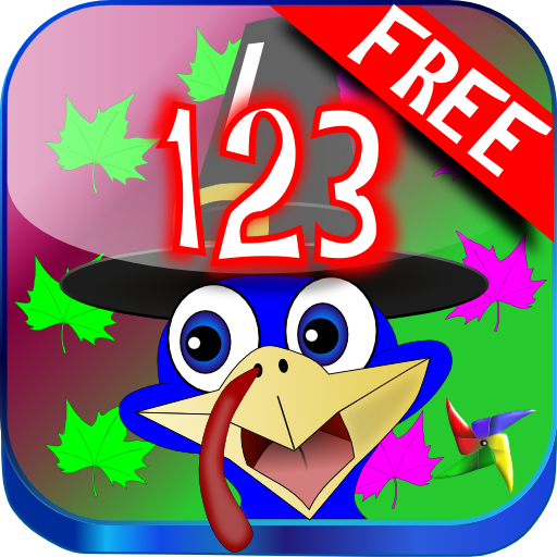 Thanksgiving Games Math Free 教育 App LOGO-APP開箱王