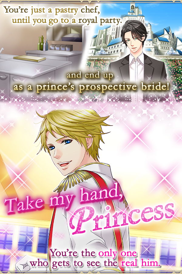 Be My Princess 2- screenshot