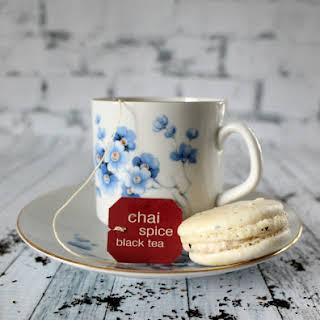 Chai Tea Macarons.