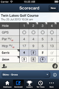 Twin Lakes Golf Course - screenshot thumbnail
