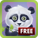 Panda Live Wallpaper FREE icon