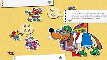Screenshot of Os óculos do Dudu