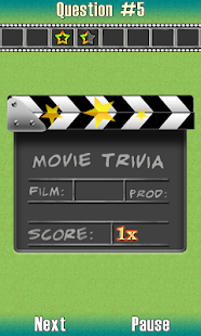 Movie Trivia - screenshot thumbnail
