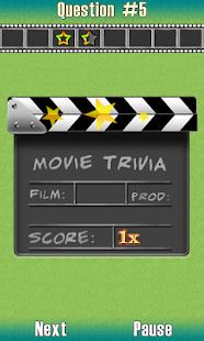 Movie Trivia - screenshot thumbnail