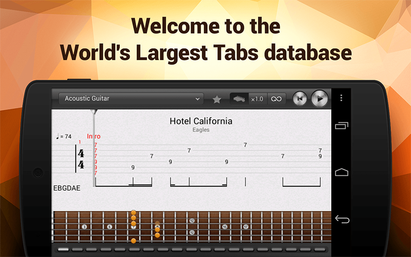 Tab Pro- screenshot