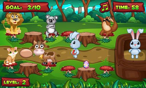 復活節兔子蛋火拼